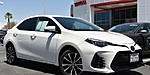 USED 2017 TOYOTA COROLLA SE in INDIO, CALIFORNIA