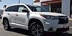 USED 2015 TOYOTA HIGHLANDER XLE V6 in INDIO, CALIFORNIA