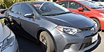 USED 2016 TOYOTA COROLLA LE in INDIO, CALIFORNIA