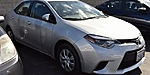 USED 2016 TOYOTA COROLLA L in INDIO, CALIFORNIA