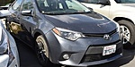 USED 2016 TOYOTA COROLLA S PLUS in INDIO, CALIFORNIA