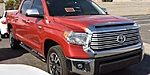 USED 2017 TOYOTA TUNDRA LIMITED in INDIO, CALIFORNIA