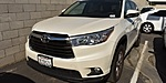 USED 2015 TOYOTA HIGHLANDER LE PLUS V6 in INDIO, CALIFORNIA