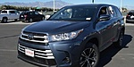NEW 2018 TOYOTA HIGHLANDER LE in INDIO, CALIFORNIA