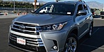 NEW 2018 TOYOTA HIGHLANDER LIMITED in INDIO, CALIFORNIA
