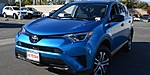 NEW 2018 TOYOTA RAV4 LE in INDIO, CALIFORNIA