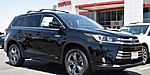 NEW 2018 TOYOTA HIGHLANDER HYBRID LIMITED PLATINUM in INDIO, CALIFORNIA