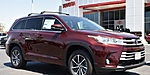 NEW 2018 TOYOTA HIGHLANDER XLE in INDIO, CALIFORNIA