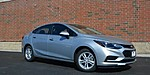 NEW 2018 CHEVROLET CRUZE LT in GRAYSLAKE, ILLINOIS