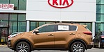 NEW 2018 KIA SPORTAGE EX AWD in TUSCALOOSA, ALABAMA