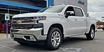 "NEW 2020 CHEVROLET SILVERADO 1500 4WD CREW CAB 147"" LTZ in LITTLE ROCK, ARKANSAS"