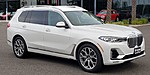 NEW 2020 BMW X7 XDRIVE50I in IRVINE, CALIFORNIA