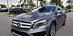 USED 2015 MERCEDES-BENZ GLA-CLASS 4MATIC 4DR GLA 250 in MARGATE, FLORIDA