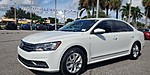USED 2017 VOLKSWAGEN PASSAT 1.8T S AUTO in MARGATE, FLORIDA