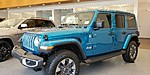 NEW 2020 JEEP WRANGLER UNLIMITED SAHARA in MARGATE, FLORIDA