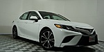 NEW 2020 TOYOTA CAMRY SE in DENTON, TEXAS