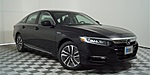NEW 2019 HONDA ACCORD HYBRID EX-L in DENTON, TEXAS