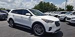 NEW 2018 HYUNDAI SANTA FE LIMITED ULTIMATE 3.3L AUTO in FORT SMITH, ARKANSAS