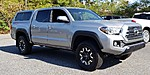 USED 2016 TOYOTA TACOMA 4WD DOUBLE CAB V6 AT TRD OFF ROAD in MACON, GEORGIA