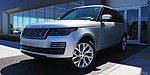 NEW 2019 LAND ROVER RANGE ROVER V6 SUPERCHARGED HSE SWB in LAS VEGAS, NEVADA