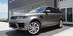 NEW 2019 LAND ROVER RANGE ROVER SPORT V8 SUPERCHARGED DYNAMIC in LAS VEGAS, NEVADA