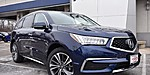 NEW 2019 ACURA MDX 3.5L TECHNOLOGY PACKAGE in LIBERTYVILLE, ILLINOIS