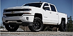 USED 2017 CHEVROLET SILVERADO 1500 4WD CREW CAB LT LIFTED FUEL MAVERICKS MT'S HURRY!! in COLUMBIA, SOUTH CAROLINA