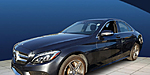 USED 2015 MERCEDES-BENZ C-CLASS 4DR SDN C 400 4MATIC in HAWTHORNE, CALIFORNIA