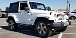 USED 2018 JEEP WRANGLER JK SAHARA in BENTON, ARKANSAS