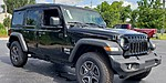 NEW 2018 JEEP WRANGLER UNLIMITED in SOUTH SAVANNAH, GEORGIA