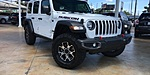 NEW 2019 JEEP WRANGLER UNLIMITED RUBICON in SOUTH SAVANNAH, GEORGIA
