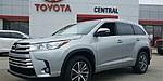 USED 2018 TOYOTA HIGHLANDER XLE V6 AWD in JONESBORO, ARKANSAS