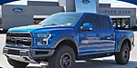 USED 2018 FORD F-150 RAPTOR in SNELLVILLE, GEORGIA