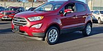 NEW 2020 FORD ECOSPORT SE 4WD in CABOT, ARKANSAS