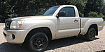 USED 2008 TOYOTA TACOMA BASE 4X2 2DR REGULAR CAB 6.1 FT. SB 4A in YULEE, FLORIDA