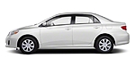 USED 2011 TOYOTA COROLLA 4DR SEDAN AUTOMATIC LE in AUBURN, ALABAMA