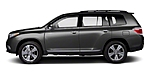 USED 2012 TOYOTA HIGHLANDER FWD 4DR I4 in AUBURN, ALABAMA