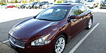 USED 2011 NISSAN MAXIMA 4DR SEDAN V6 CVT 3.5 S in AUBURN, ALABAMA