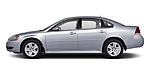 USED 2010 CHEVROLET IMPALA 4DR SEDAN LT in AUBURN, ALABAMA