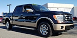 USED 2013 FORD F-150 LARIAT in NORTH LITTLE ROCK, ARKANSAS