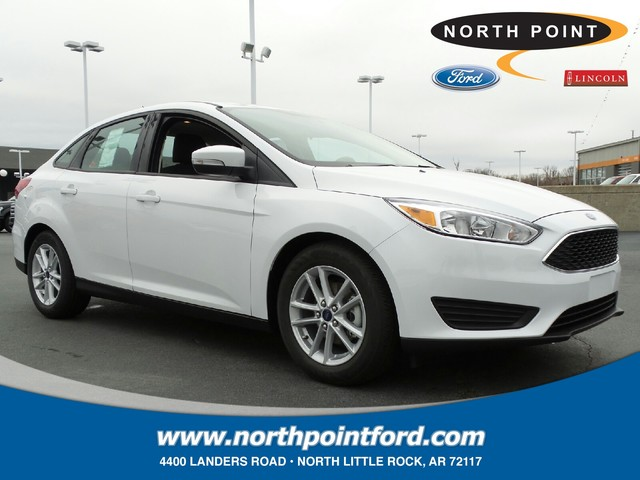 New 2016 Ford Focus, $19204