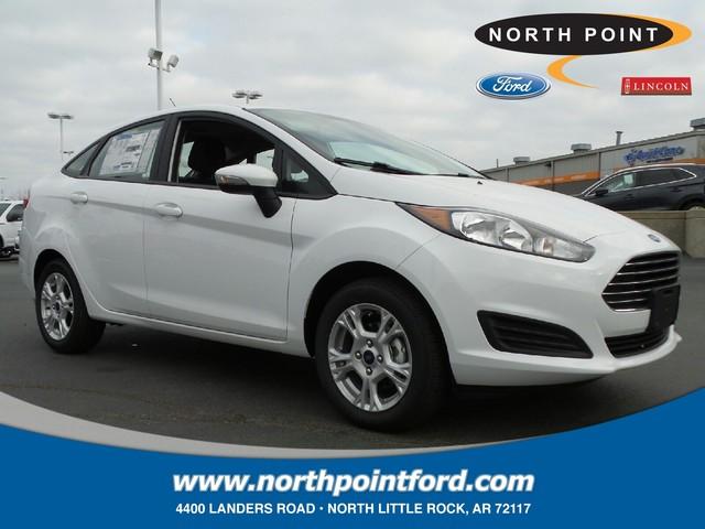 New 2016 Ford Fiesta, $16931
