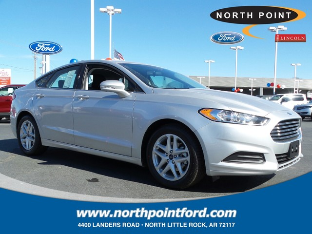 New 2016 Ford Fusion, $23665