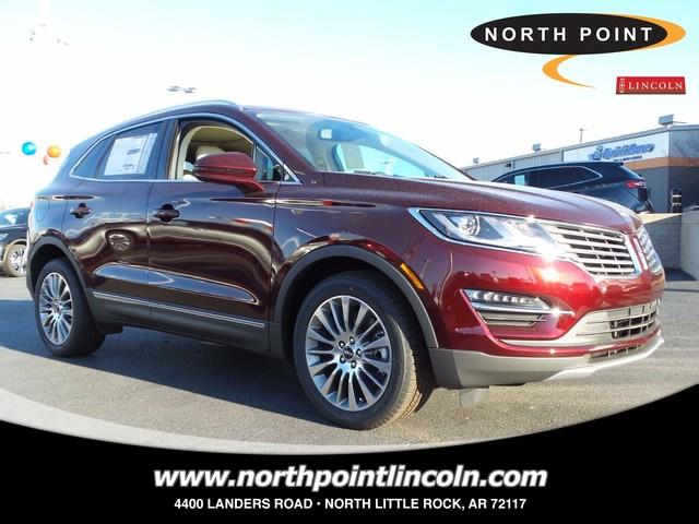 New 2016 Lincoln MKC, $42485
