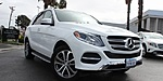 USED 2017 MERCEDES-BENZ GLE GLE 350 in SIGNAL HILL, CALIFORNIA