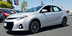 USED 2014 TOYOTA COROLLA S PLUS in CARSON, CALIFORNIA