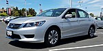 USED 2015 HONDA ACCORD LX in CARSON, CALIFORNIA