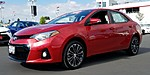 USED 2016 TOYOTA COROLLA S PLUS in CARSON, CALIFORNIA