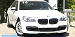 USED 2014 BMW 7 SERIES 740I in BUENA PARK, CALIFORNIA