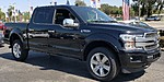 NEW 2018 FORD F-150 PLATINUM in UPLAND, CALIFORNIA